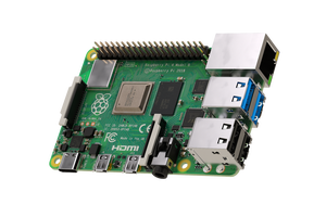 Image 5 - Raspberry Pi 4 Model B with 4GB /1GB /2GB RAM BCM2711 Quad core Cortex A72 ARM v8 1.5GHz Support 2.4/5.0 GHz In stock
