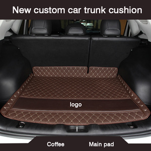 Image 5 - HLFNTF New custom car trunk cushion for suzuki grand vitara 2008 swift jimny sx4 car accessories waterproof carpet rugs