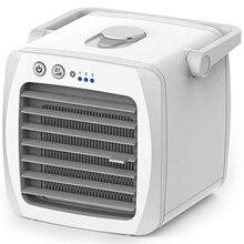 Персональный Мини-Охладитель Воздуха Увлажнители Воздуха Портативный Очиститель Воздуха Настольного Испарительного Охлаждения Вентилятор Для Йога Для Пикника На Открытом Воздухе Спорт Нет-