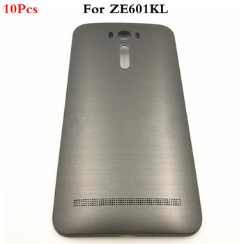 10Pcs/lot Original Battery Door Back Cover Housing Case For ASUS Zenfone 2 Laser ZE600KL ZE601KL Z011D With Power Button