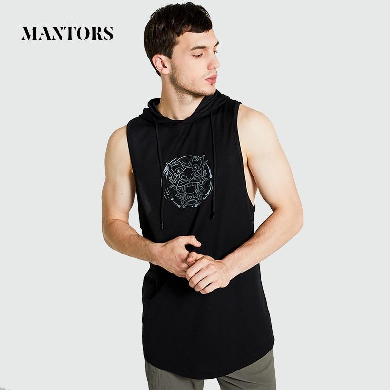 2020 New Men Tank Top Casual Brand High Quality Male Sportswear Gyms Undershirt Bodybuilding Singlet Fitness Men Sleeveless Vest
