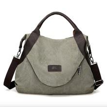 JIULIN marque grande poche fourre tout décontracté femmes sac à main épaule sacs à main toile cuir capacité sacs pour femmes