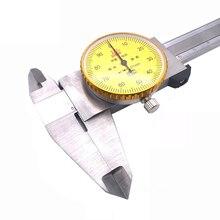 Штангенциркули 0-150 мм 0,01 мм 0-200 300 мм Высокоточный промышленный штангенциркуль из нержавеющей стали ударопрочный измерительный инструмент