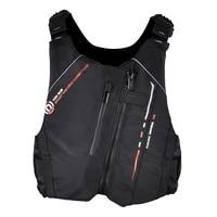 Sailing Water Skiing Kayak Life Jacket Vest Swimming Boating Outdoor Water Sports Safety Life Jacket