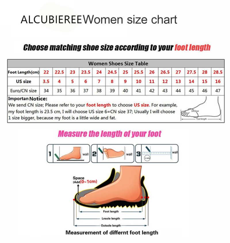 2019 frühling Frauen Wohnungen Schuhe Plattform Turnschuhe Slip Auf Wohnungen Leder Wildleder Damen Loafers Mokassins Casual Schuhe Frauen Creepers