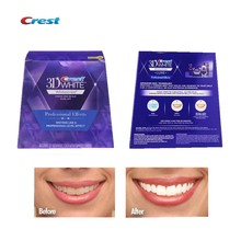 3D whitening toothpaste professional travel simple refreshing healthy 5 bags / 10 20