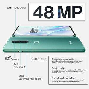 Image 4 - هاتف محمول ون بلس 8 5G أصلي 6.55 بوصة 90 هرتز سنابدراجون 865 ثماني النواة أندرويد 10 NFC هاتف ذكي