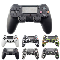 Bluetooth ワイヤレスソニー用 PS4/PS3 usb 有線ジョイスティック controle デュアル 4 用プレイステーション 4