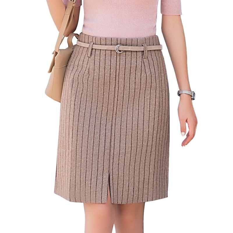 F8933 2020 new autumn winter women fashion casual sexy Skirt plus size skirt