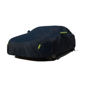 Image 2 - Full Car Covers For Car Accessories With Side Door Open Design Waterproof For Peugeot 207 208 307 308 407 408 508 2008 3008 5008