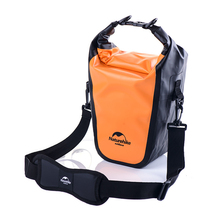Waterproof Dry Camera Protection Bag Boating Camping Swimming Floating Diving With Hook Loop Fastener Transparent Plastic Bag loop swell dry bag 50