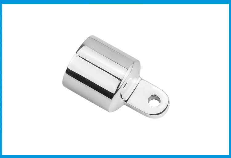 25mm,Stainless Steel Marine Eye End for Boat Bimini Top Cap Fitting Hardware