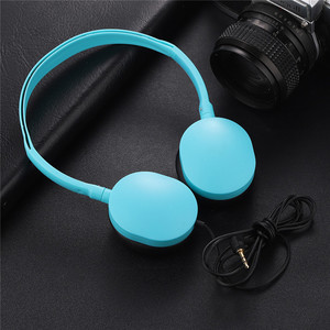 Image 2 - Kids Headphones Foldable Adjustable Wired Headphone Headset with 3.5mm Audio jack for Children Mp3 Smartphone