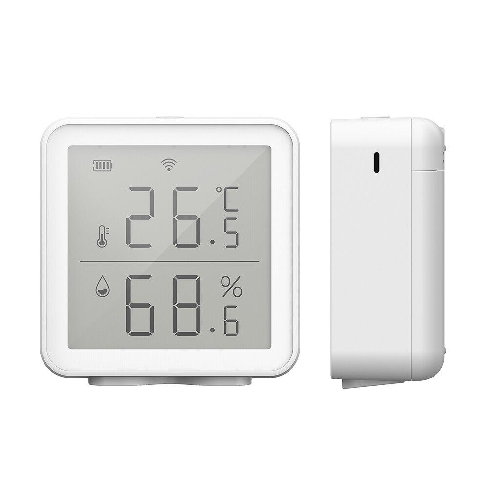 Wi fi inteligente sensor de umidade temperatura