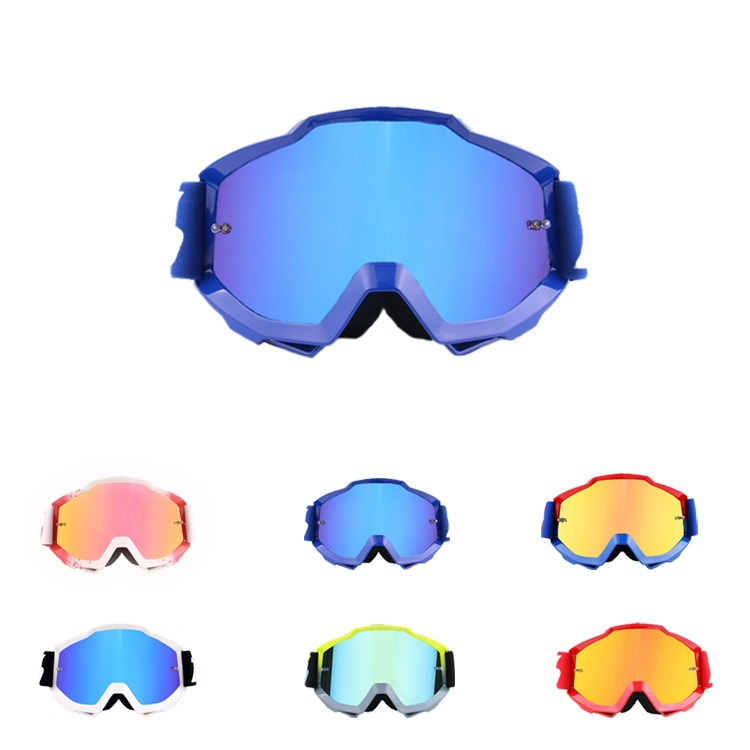New Style Hundred Percent 100% Goggles Motorcycle Off-road Goggles Riding Eye-protection Goggles Outdoor Sports Glasses Windproo