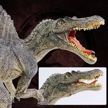 купить Jurassic Animal Spinosaurus Dinosaur Model World Park Prehistoric life Monster Model Dinosaur ToyS Decorate Gifts for Children по цене 1171.71 рублей