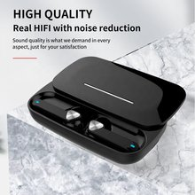 BE36 Wireless Bluetooth 5.0 Earphone Touch Control Auto Pairing Slide Charging Box TWS Mini Earbuds For iPhone xiaomi huawei i9s(China)