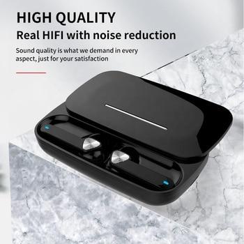 BE36 sans fil Bluetooth 5.0 écouteur contrôle tactile Auto appairage glissière boîte de charge TWS Mini écouteurs pour iPhone xiaomi huawei i9s