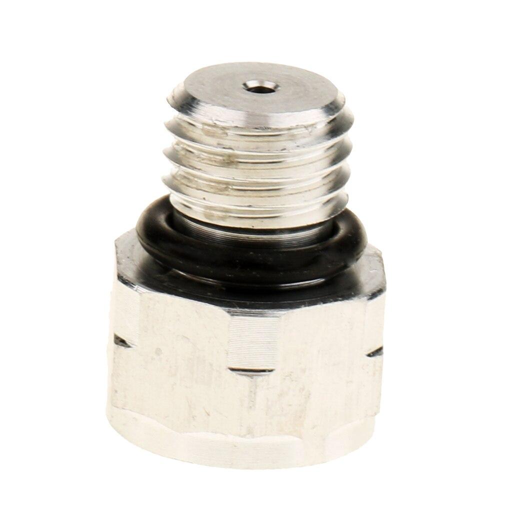 Compresor de aire acondicionado de coche válvula de alivio de presión Universal para coche, camión, remolque, RV, SUV, 1,5x19mm