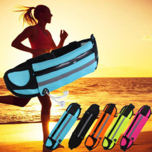 Universal 6 inch Waterproof Sport GYM Running Waist Belt Pack Phone Case Bag Waterproof Armband for iPhone X 8 7 5 6 6s 7 8 Plus(China)