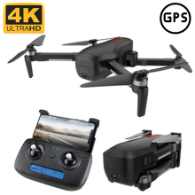 CSJ X7 folding GPS drone 4K HD 5G screen transmission brushless Quadcopter intelligent follow Rc helicopter professional