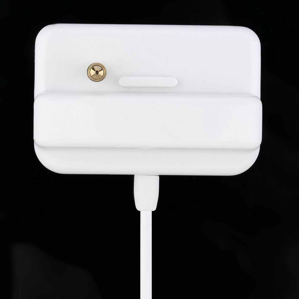Cargador USB y sincronización reemplazo cuna de estación de acoplamiento para Apple para iPod para Shufflee 2 2ND 3 3RD GEN 2G