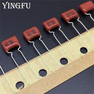 200pcs/Lot Japan NISSEI CBB capacitor MMXV(In tape) 333J400 33nF 400V 333 J 5% 0.033uF 33nF Metallized polyester film capacitor