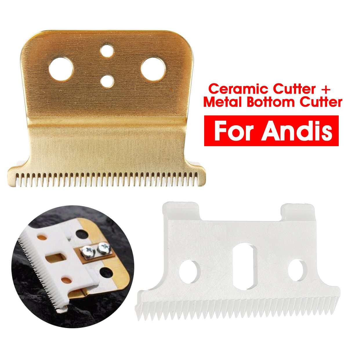 inferior cortador para andis elétrica aparador cabelo