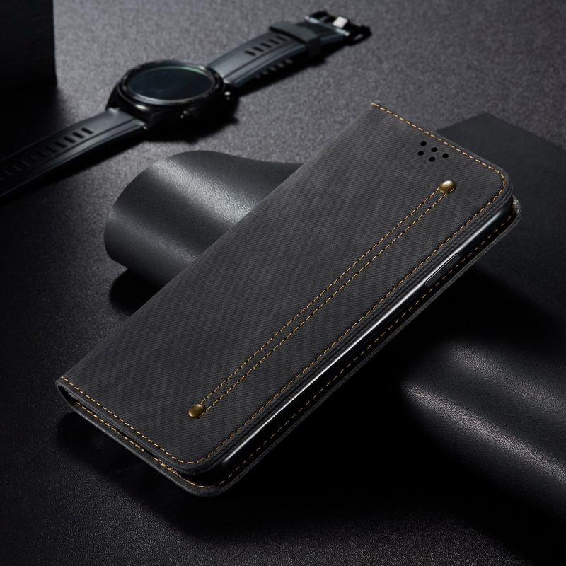 Leather Wallet <font><b>Cases</b></font> For <font><b>Samsung</b></font> Galaxy A91 A81 A71 A70S A70 A51 A50S A31 <font><b>A30S</b></font> A20S A20 A10S <font><b>Case</b></font> Magnetic Book <font><b>Flip</b></font> Cover image