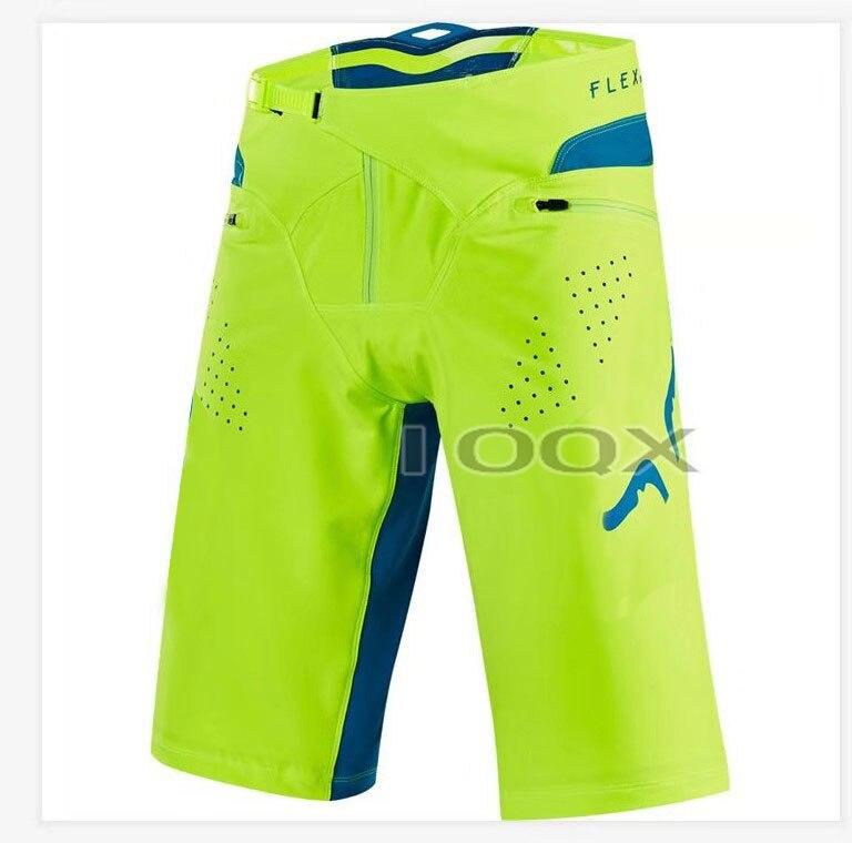 Qualified Troy Fox Motorbike Mbx Mtb Dh Dirt Bike Off-road Motocross Green Short Pant Moto Flexair Shorts