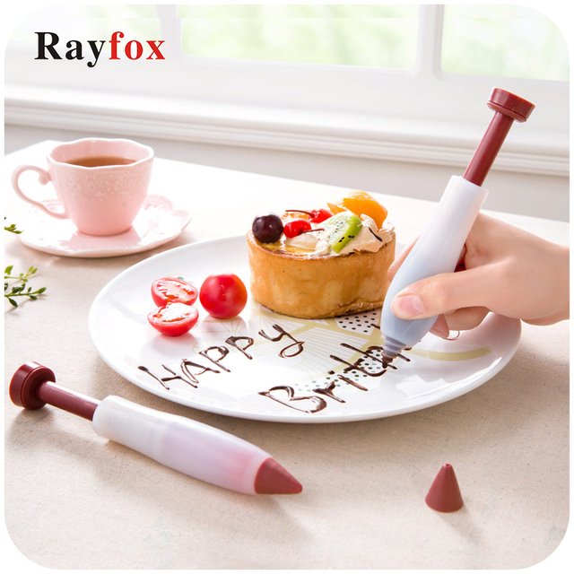Gadget Accessories Silicone Food Writing Pen