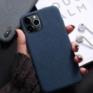 Luxury Cloth Texture Phone Cas