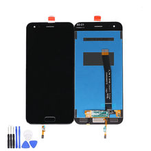 Screen For ASUS Zenfone 4 ZE554KL LCD 2017 Panel Touch Screen Digitizer Assembly With Frame For Zenfone 4 ZE554KL Z01KD Display(China)