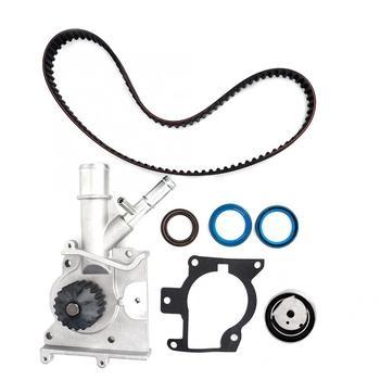 Timing Belt Water Pump Bonnet Valve Cover Kit Fit for Ford Focus 2.0L L4 SOHC 00-04 25163123641 Car Styling