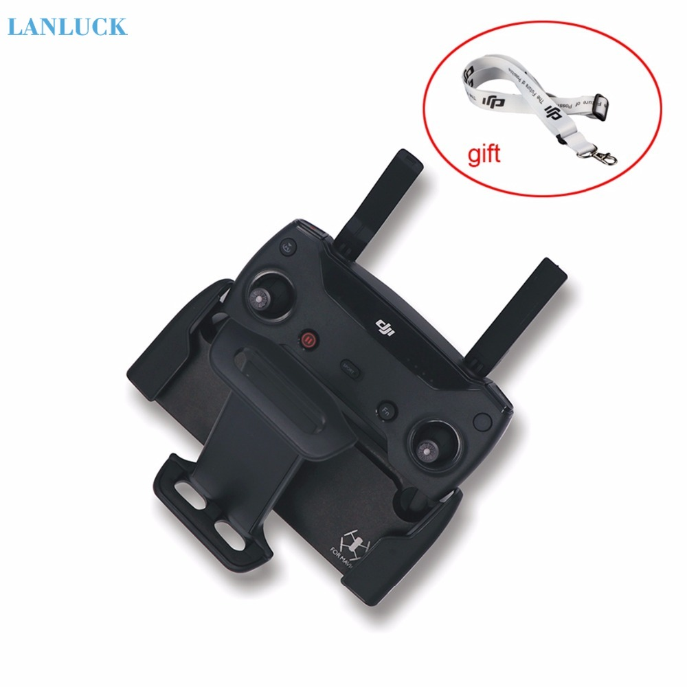 Where can I buy Chance of  For DJI Mavic Air Pro MINI SPARK Mavic 2 Zoom Drone Remote Controller Phone Tablet Holder Aluminum