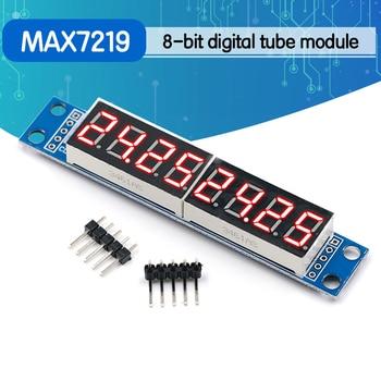 MAX7219 LED Dot Matrix 8 Digit Digital Tube Display Control Module For Arduino 3.3V 5V Microcontroller Serial Driver 7-segment - discount item  5% OFF Games & Accessories
