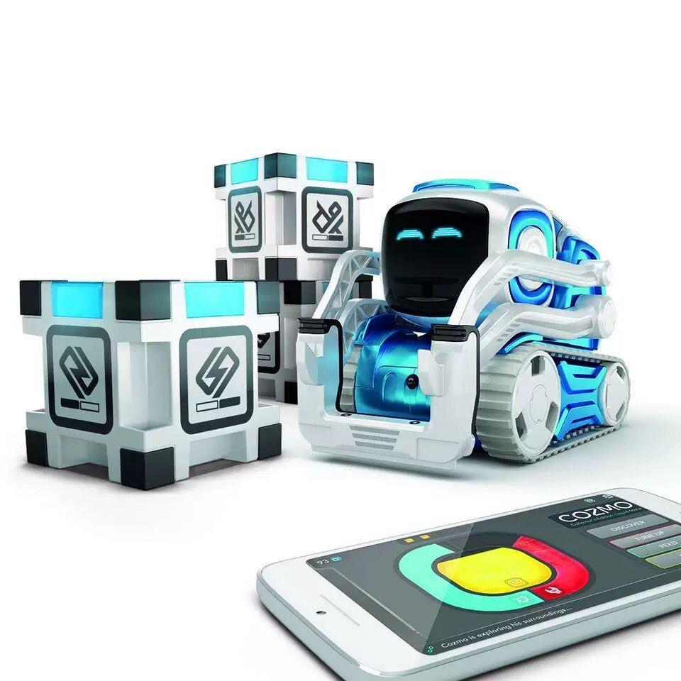 Juguetes de inteligencia Artificial, Robot para niños chicos, regalo de cumpleaños, Interacción de voz inteligente, juguetes para educación temprana familiar - 2