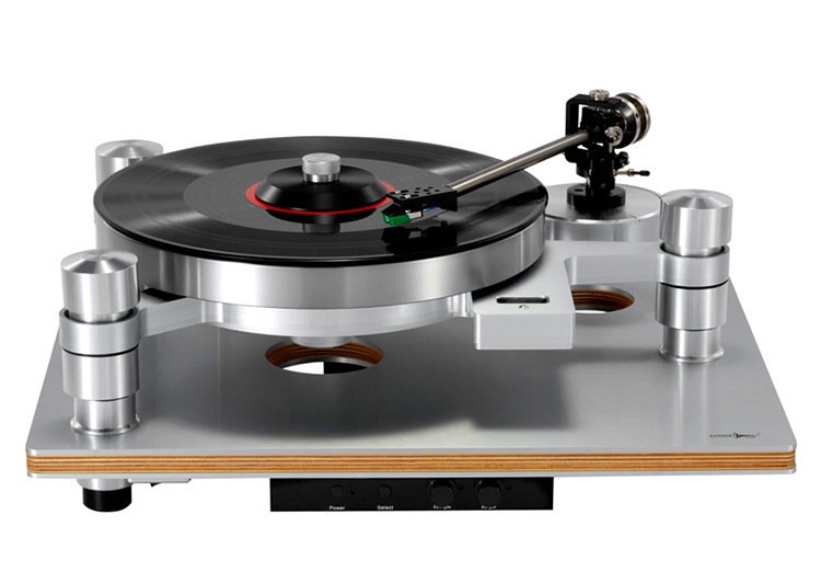 Amari LP turntable  player LP 16s magnetic suspension PHONO Turntable with tone arm Cartridge phono record town speed Governor|Turntables| |  - title=