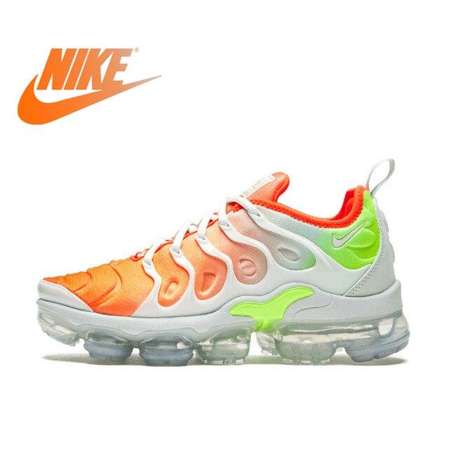 Nike Air Vapormax Plus TM Men's Breathable Running Shoes Sport Outdoor Sneakers Athletic Designer Footwear 2019 New AO4550-003