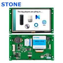 Module d'affichage tactile LCD, 5.0 pouces, 480x272, avec carte contrôleur, pour équipement de contrôle tactile
