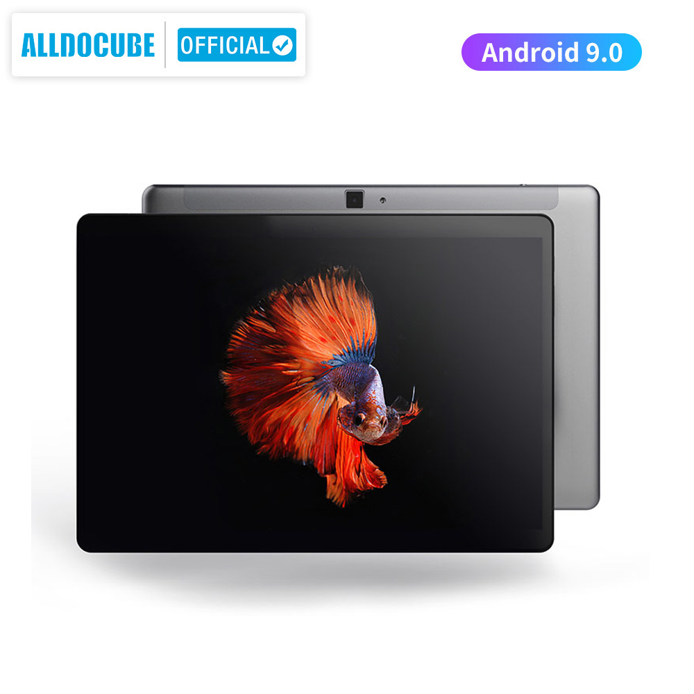 Alldocube IPlay10 Pro 10.1inch Wifi Tablet Android 9.0 MT8163 Quad Core Tablet PC RAM 3GB ROM 32GB 1200*1920 IPS HDMI Kid Tablet