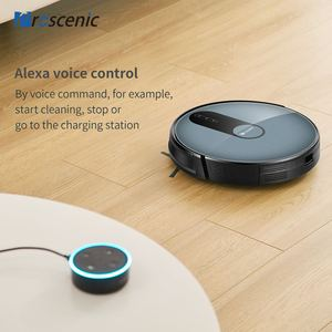 Image 5 - Proscenic 820P 1800Pa Robot Vacuum Cleaner 3in1 Planned Route Washing Smart Robot with Wet Cleaning Carpet Cleaner for Home APP