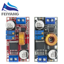 10 pièces 5A CC à CC CC CV batterie au Lithium abaisseur carte de charge convertisseur de alimentation Led chargeur au Lithium Module abaisseur XL4015 E1