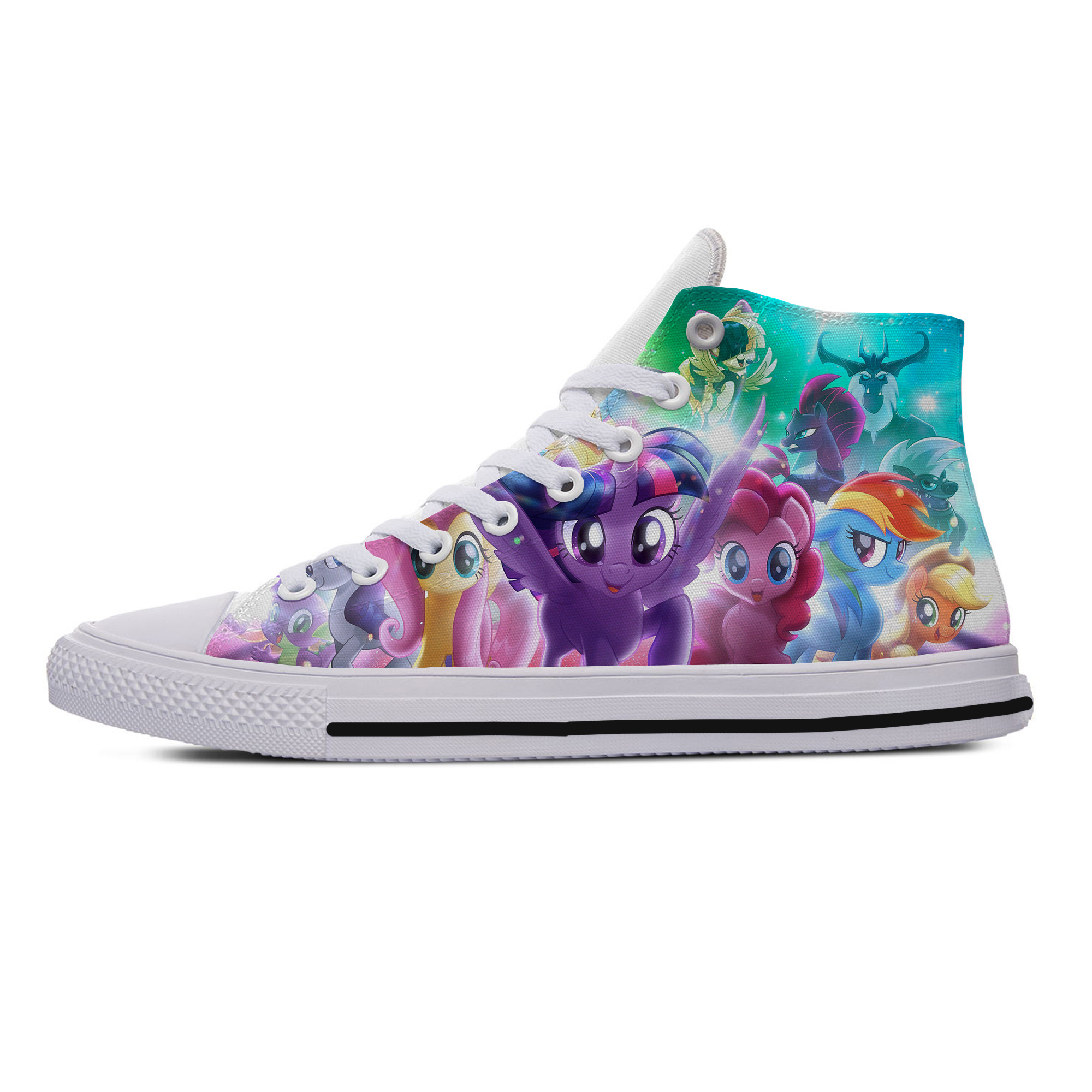 My Little Pony Pink Girls Canvas Sneaker