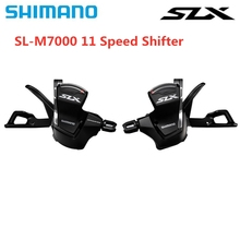 shimano Deore XT SL-M7000 3x11 2x11-Speed Right Shifter Shift Lever w/ Inner Cable shimano x t r sl m9000 thumb shifter left