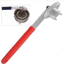 Автомобильный двигатель Зубчатый Ремень натяжной шкив регулятора гаечный ключ инструмент для VW Audi Skoda VAG Авто Ремонт гаражных инструментов