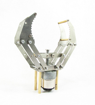 Mechanical Arm Gripper, Arduino Mainboard, Mechanical Gripper Clamp фото