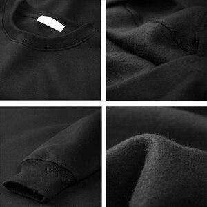 Image 5 - Feliz em vê lo gothic hoodie feminino grunge gráfico velo quente moda dia das bruxas sweatshirts unisex manga comprida transporte da gota