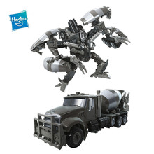Hasbro Toys Transformation Model Movie Blackout Grimlock Action Figure Collection Toy Kids Figure Dolls(China)