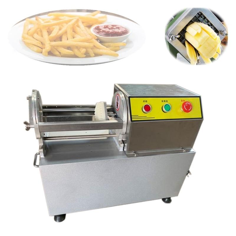Commercial Fries Machine Cutting Machine Cutting Cucumber Radish Potato Machine